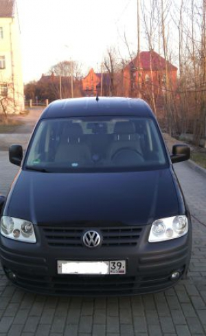 Volkswagen Caddy 2008 г.в. Гусев