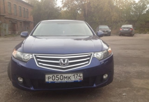 Honda Accord 2008 г.в. Магнитогорск