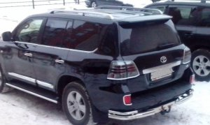 Toyota Land Cruiser 2009 Сыктывкар