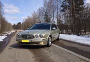 Jaguar X-type 2007 Тверь