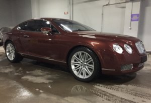 Bentley Continental GT 2005 Москва