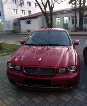 Jaguar X-type 2009 Сочи