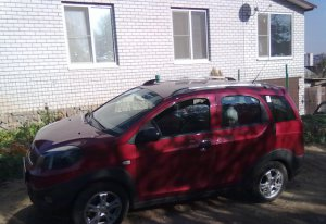 Chery Indis 2012 Волгоград