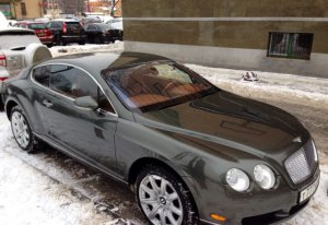 Bentley Continental GT 2004 Санкт-Петербург