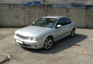 Jaguar X-type 2007 Пермь