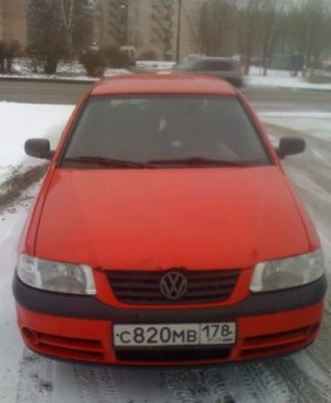 Volkswagen Pointer 2005 Санкт-Петербург