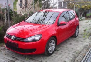 Volkswagen Golf 2009 Гостагаевская