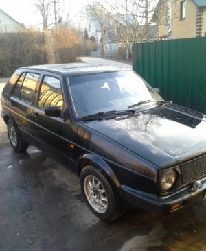 Volkswagen Golf 1989 Смоленск