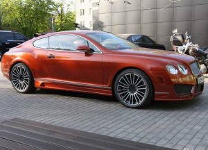 Bentley Continental GT 2008 Москва