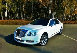 Bentley Continental Flying Spur 2007 Челябинск