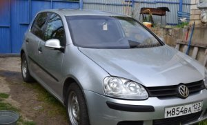 Volkswagen Golf 2004 Ставрополь