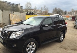 Toyota Land Cruiser Prado 2012 Пермь