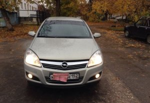 Opel Astra 2007 Дзержинск