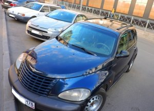 Chrysler PT Cruiser 2001 Санкт-Петербург