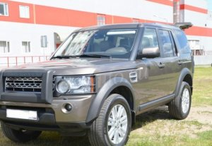 Land Rover Discovery 2010 Москва