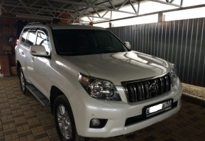 Toyota Land Cruiser Prado 2010 Тихорецк