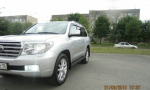 Toyota Land Cruiser 2008 Владикавказ