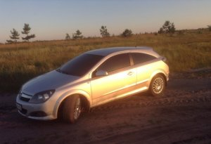 Opel Astra GTC 2007 Борисоглебск