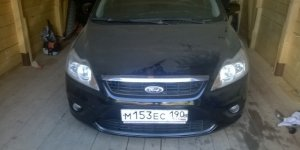 Ford Focus 2010 Истра
