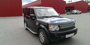 Land Rover Discovery 2011 Петрозаводск