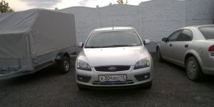 Ford Focus 2005 Саранск