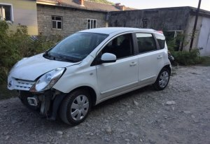 Nissan Note 2008 Туапсе