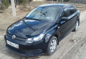 Volkswagen Polo 2012 Бор