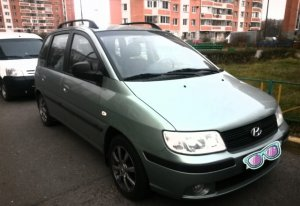 Hyundai Matrix 2008 Люберцы