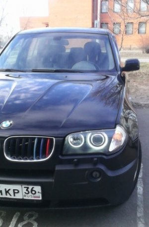 BMW X3 2004 Богучар