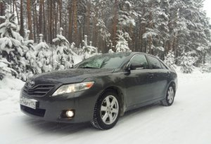 Toyota Camry 2011 Миасс