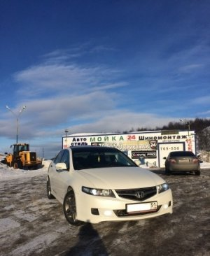 Honda Accord 2007 Мурманск