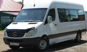 Mercedes-Benz Sprinter 2007 Томск