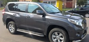 Toyota Land Cruiser Prado 2014 Нижнекамск