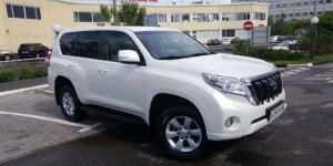 Toyota Land Cruiser Prado 2014 Москва