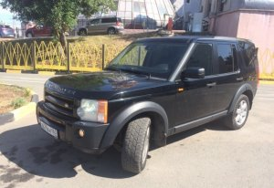 Land Rover Discovery 2007 Самара