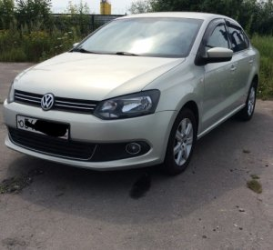 Volkswagen Polo 2011 Брянск