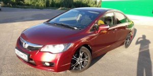 Honda Civic 2010 Казань
