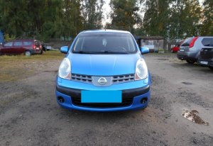 Nissan Note 2008 Рыбинск