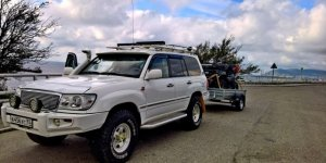 Toyota Land Cruiser 2004 Анапа