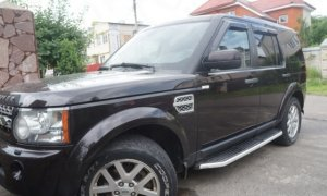 Land Rover Discovery 2011 Курск