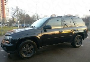 Chevrolet TrailBlazer 2008 Москва