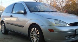Ford Focus 2002 Волгоград