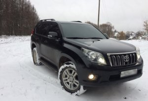Toyota Land Cruiser Prado 2011 Тула