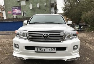 Toyota Land Cruiser 2015 Пермь