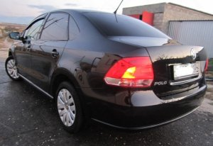 Volkswagen Polo 2013 Волгоград