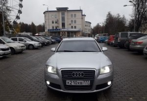 Audi A8 2005 Дзержинск