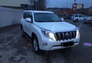 Toyota Land Cruiser Prado 2014 Алексин