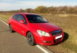 Chery M11 (A3) 2010 Лабинск