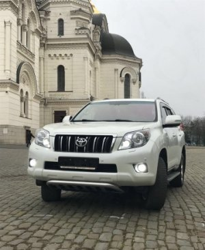 Toyota Land Cruiser Prado 2013 Ростов-на-Дону