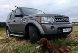 Land Rover Discovery 2009 Орел